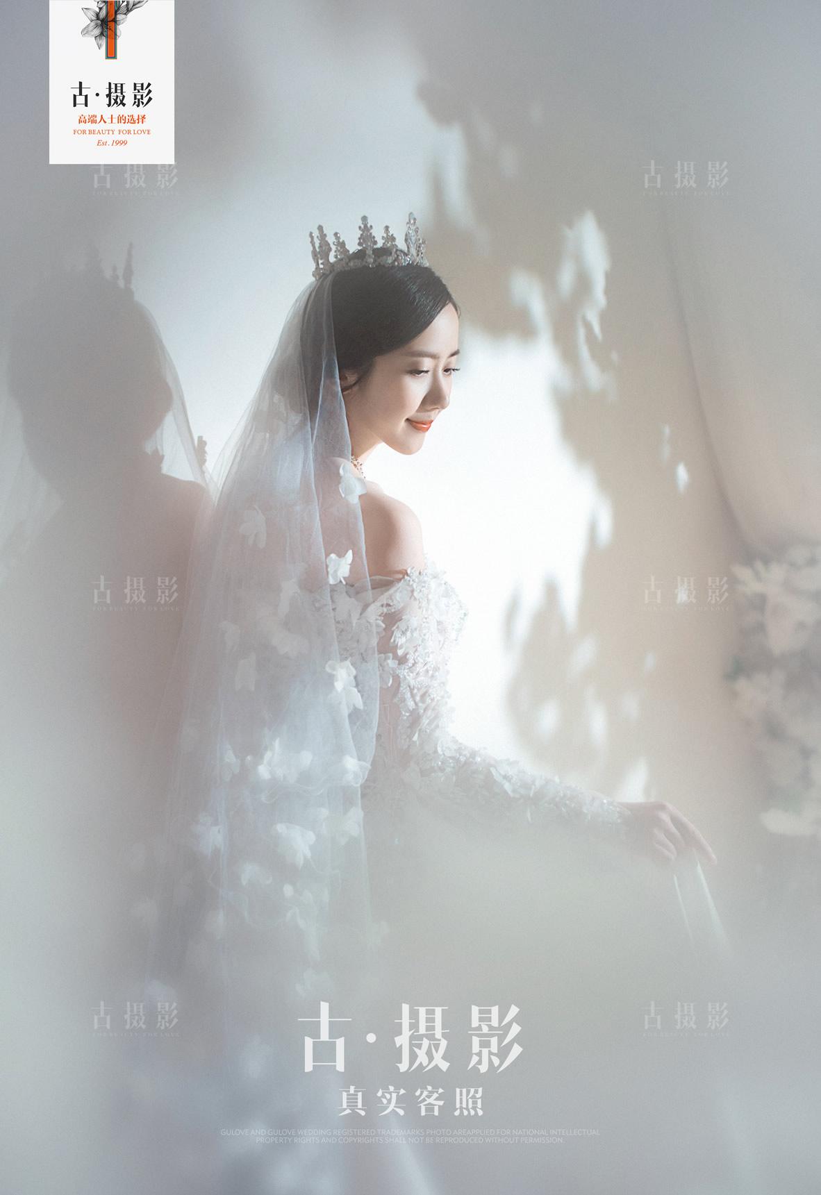 10月10日客片卢先生 曹小姐 - 每日客照 - love上海古摄影-上海婚纱摄影网