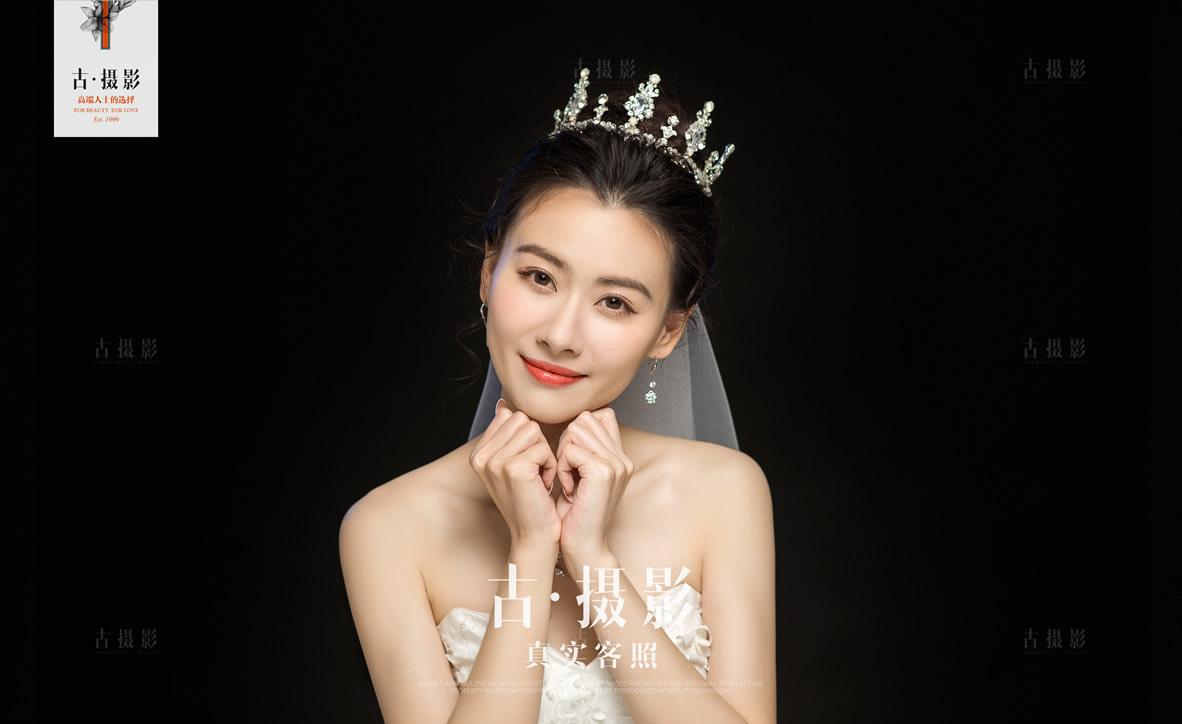7月13日客片江先生 戴小姐 - 每日客照 - love上海古摄影-上海婚纱摄影网