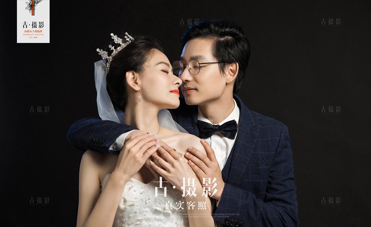 4月18日客片江先生 戴小姐 - 每日客照 - love上海古摄影-上海婚纱摄影网