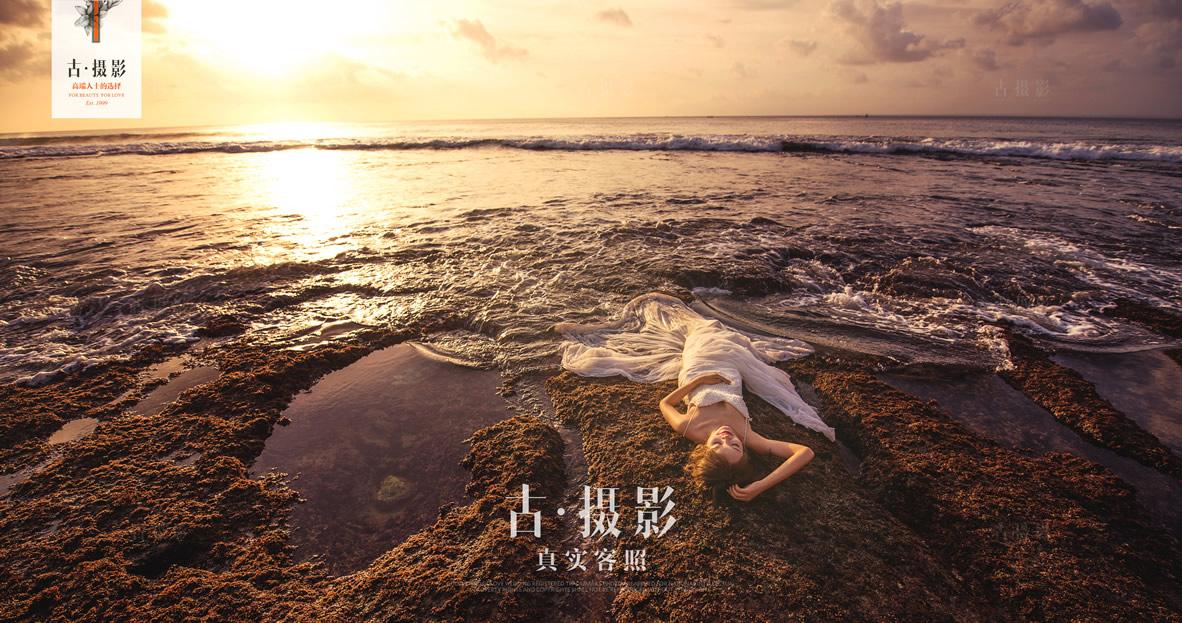 3月29日客片唐先生 杨小姐 - 每日客照 - love上海古摄影-上海婚纱摄影网
