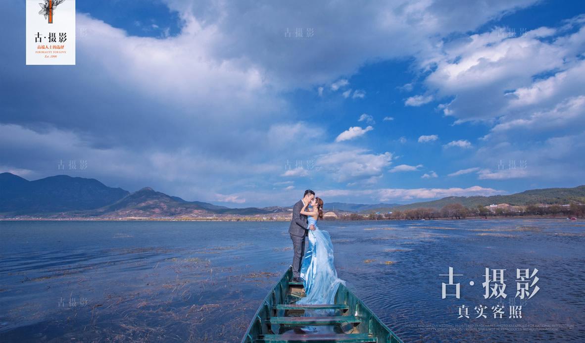 9月17日客片姚先生 叶小姐 - 每日客照 - love上海古摄影-上海婚纱摄影网