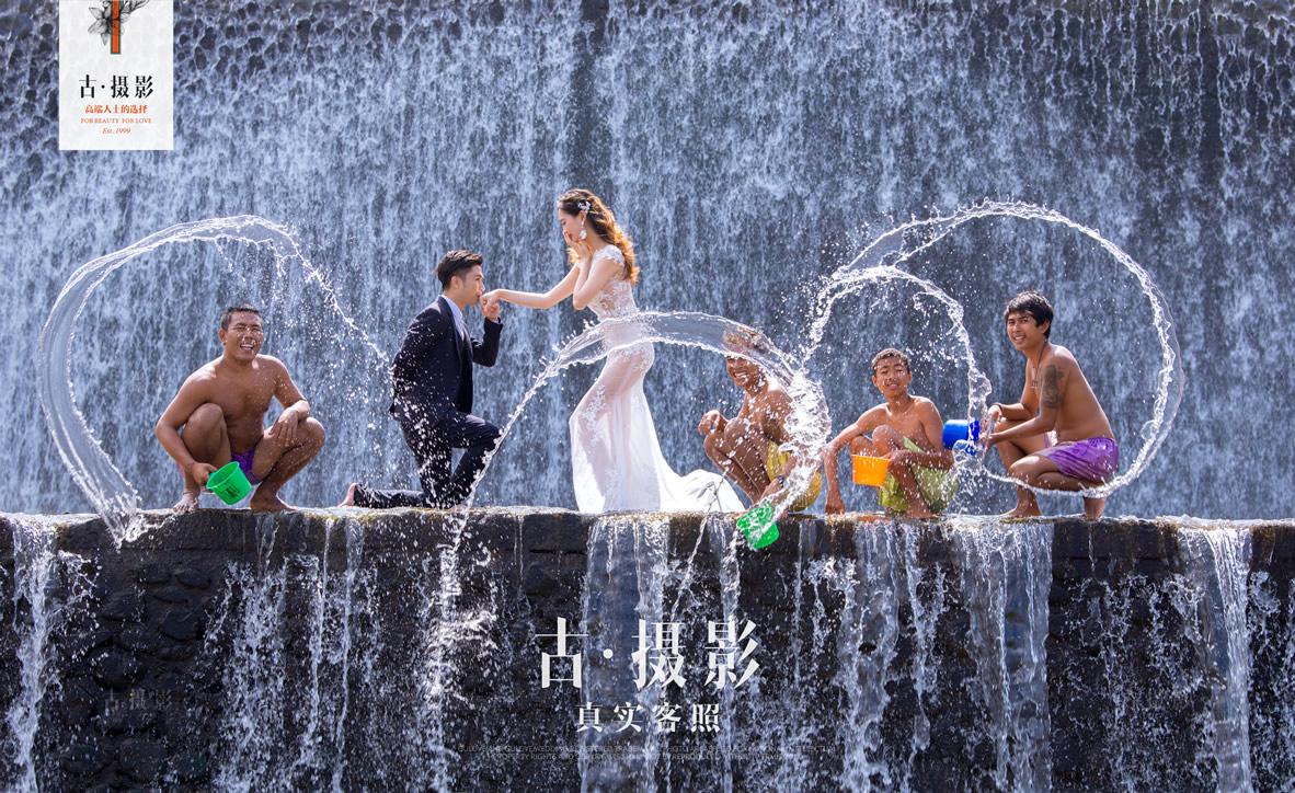 1月30日客片钟先生 陈小姐 - 每日客照 - love上海古摄影-上海婚纱摄影网