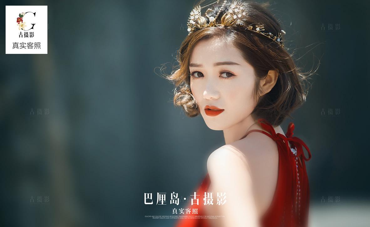 2月1日客片罗先生 陈小姐 - 每日客照 - love上海古摄影-上海婚纱摄影网
