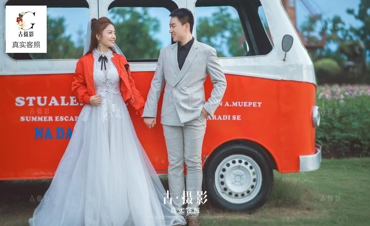 4日16日客片魏先生 夏小姐 - 每日客照 - love上海古摄影-上海婚纱摄影网
