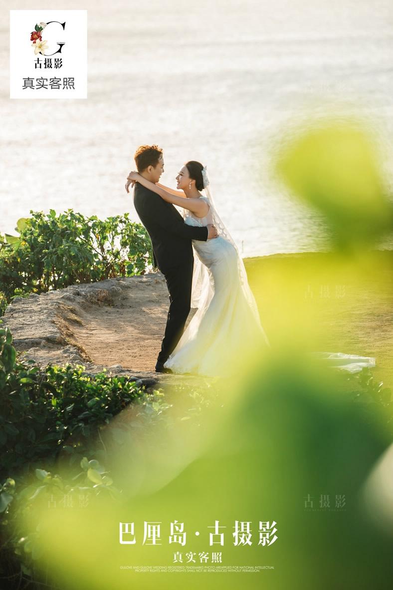 10月15日客片申先生 詹小姐 - 每日客照 - love上海古摄影-上海婚纱摄影网