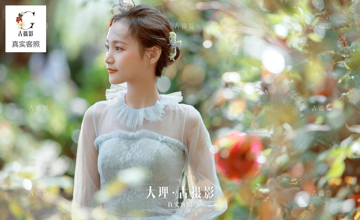 10月16日客片王先生 许小姐 - 每日客照 - love上海古摄影-上海婚纱摄影网