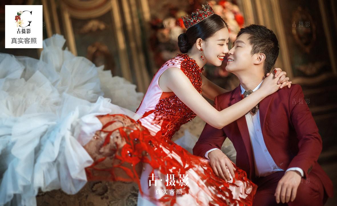 2月4日客片张先生 施小姐 - 每日客照 - love上海古摄影-上海婚纱摄影网
