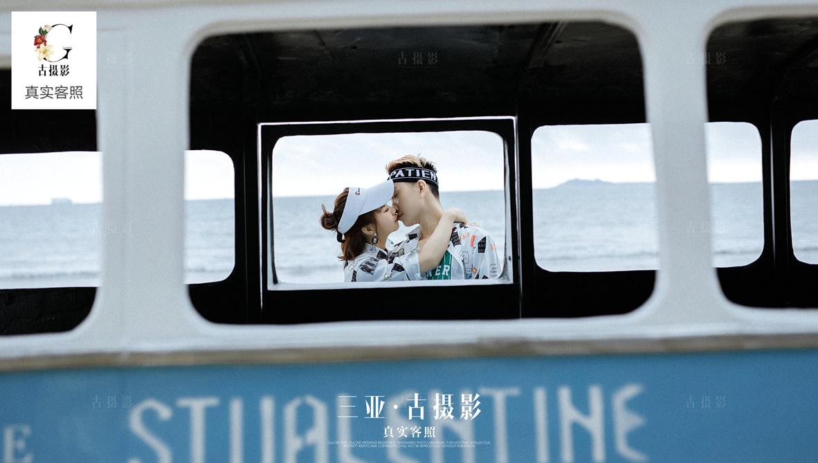 2月6日客片甘先生 熊小姐 - 每日客照 - love上海古摄影-上海婚纱摄影网