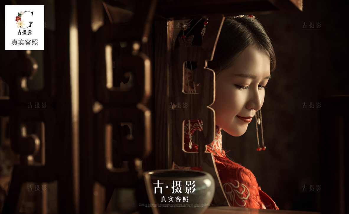4月14日客片费先生 周小姐 - 每日客照 - love上海古摄影-上海婚纱摄影网