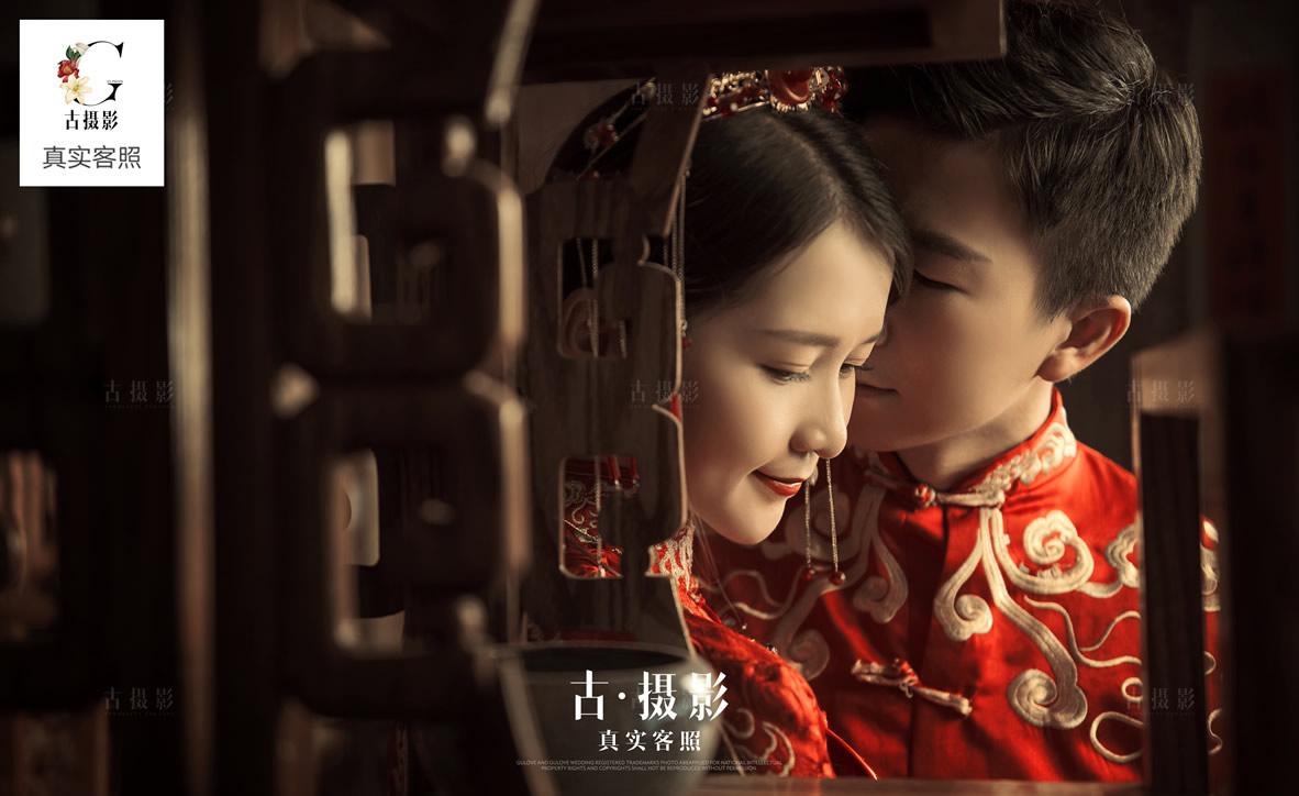 11月24日客片费先生 周小姐 - 每日客照 - love上海古摄影-上海婚纱摄影网