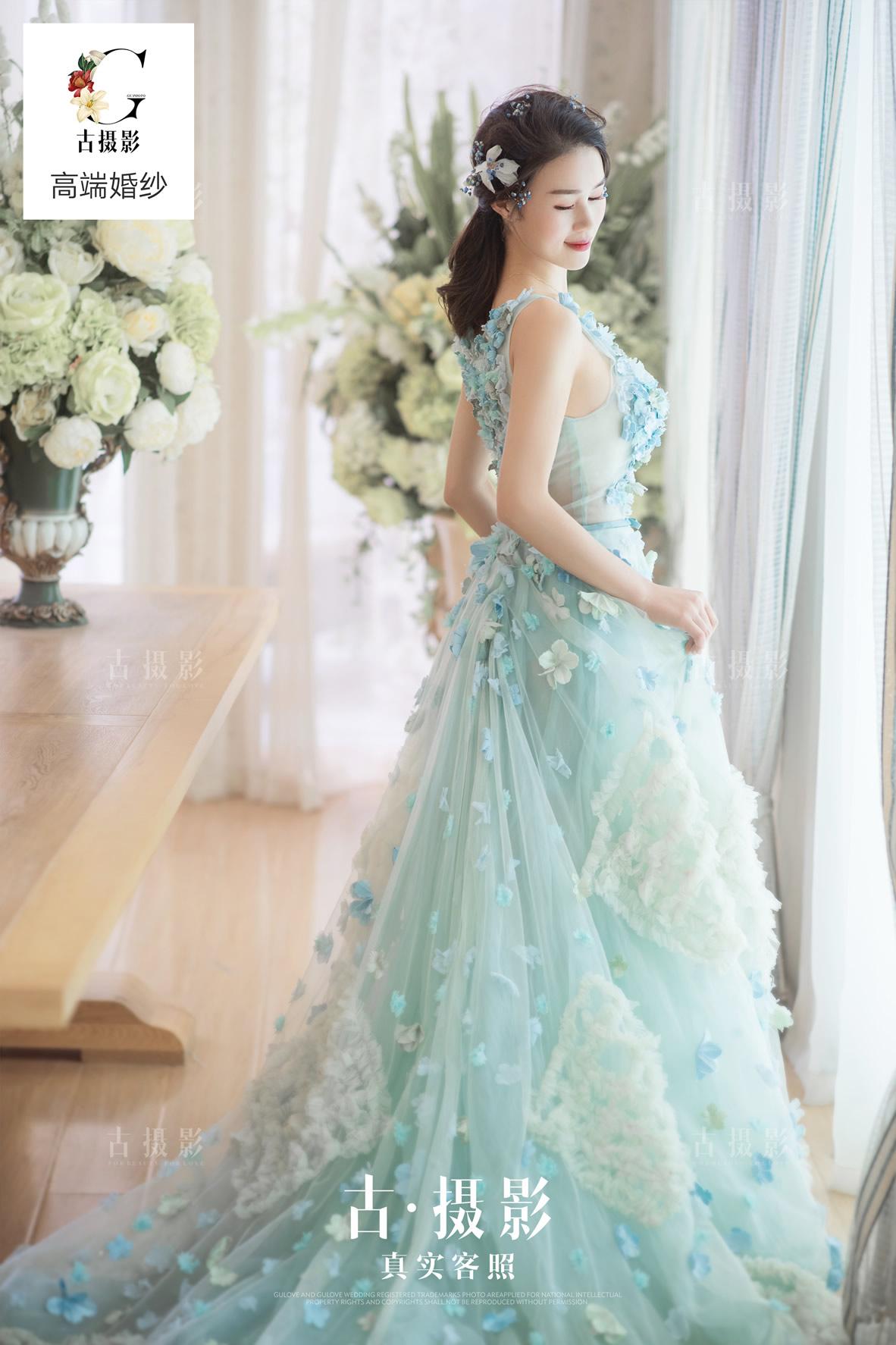 11月27日客片柳先生 文小姐 - 每日客照 - love上海古摄影-上海婚纱摄影网