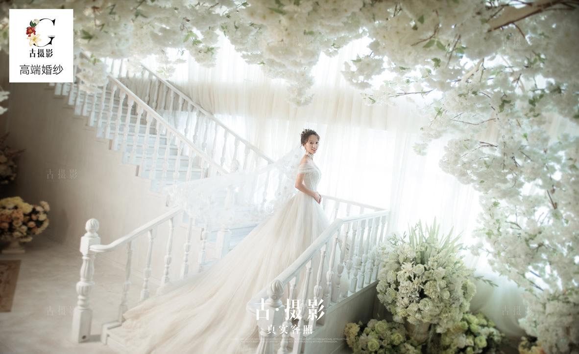 2月10日客片曾先生 吴小姐 - 每日客照 - love上海古摄影-上海婚纱摄影网