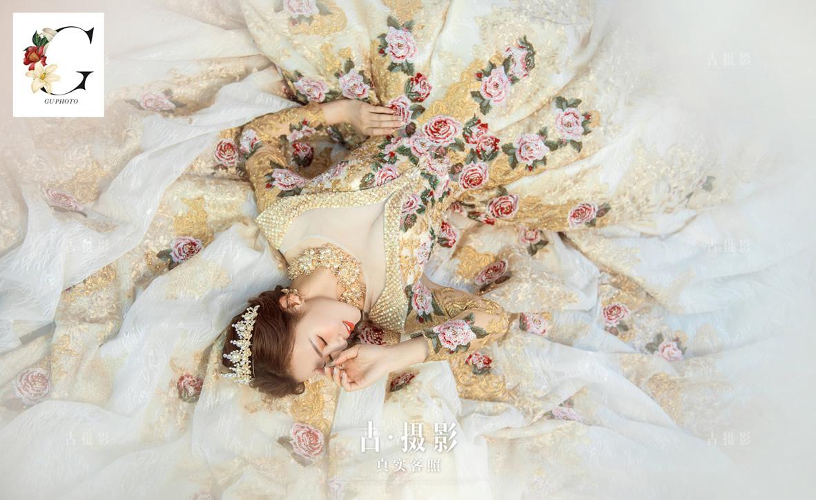 5月20日客片喻先生 于小姐 - 每日客照 - love上海古摄影-上海婚纱摄影网