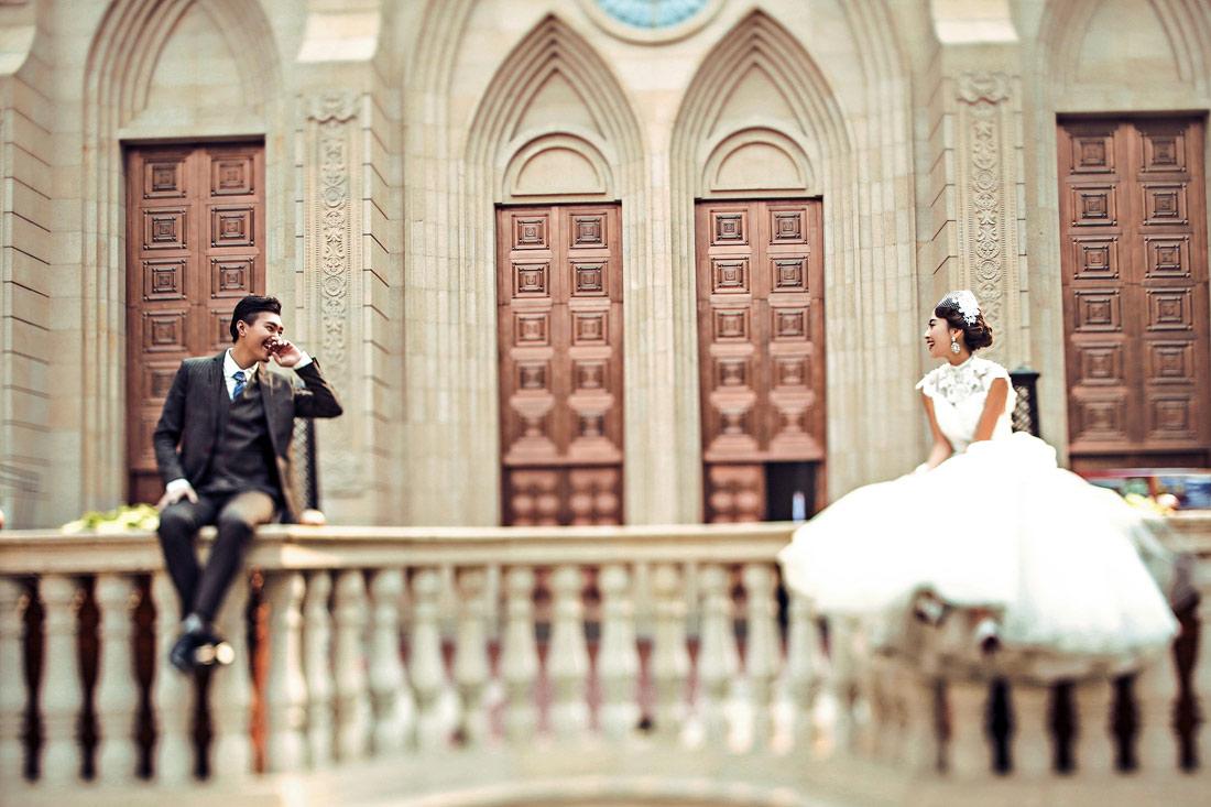 意大利风情街 - 拍摄地 - 武汉古摄影-武汉婚纱摄影艺术摄影网
