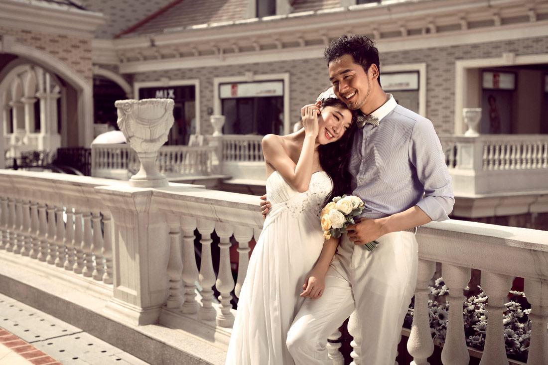 西班牙风情街 - 拍摄地 - 武汉古摄影-武汉婚纱摄影艺术摄影网