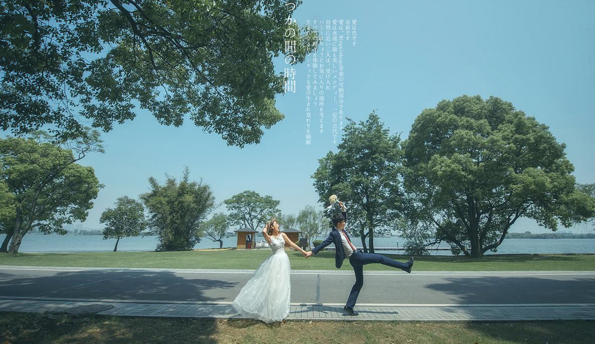 2月12日客片梁先生 陈小姐 - 每日客照 - 武汉古摄影-武汉婚纱摄影艺术摄影网