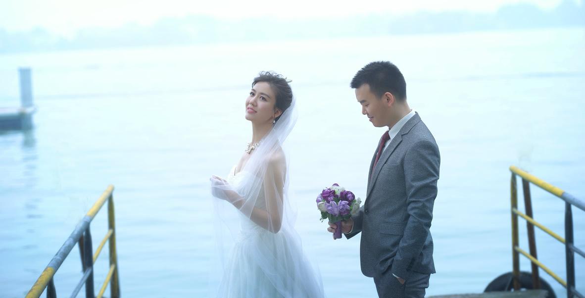 2月6日客片夏延 王静 - 每日客照 - 武汉古摄影-武汉婚纱摄影艺术摄影网