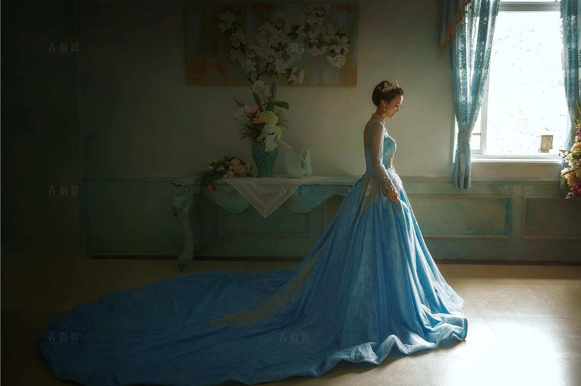 1月28日客片扶先生 李小姐 - 每日客照 - 武汉古摄影-武汉婚纱摄影艺术摄影网