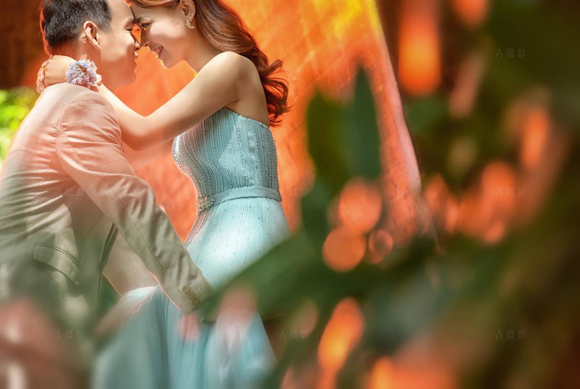 1月4日客片孙先生 杨小姐 - 每日客照 - 武汉古摄影-武汉婚纱摄影艺术摄影网