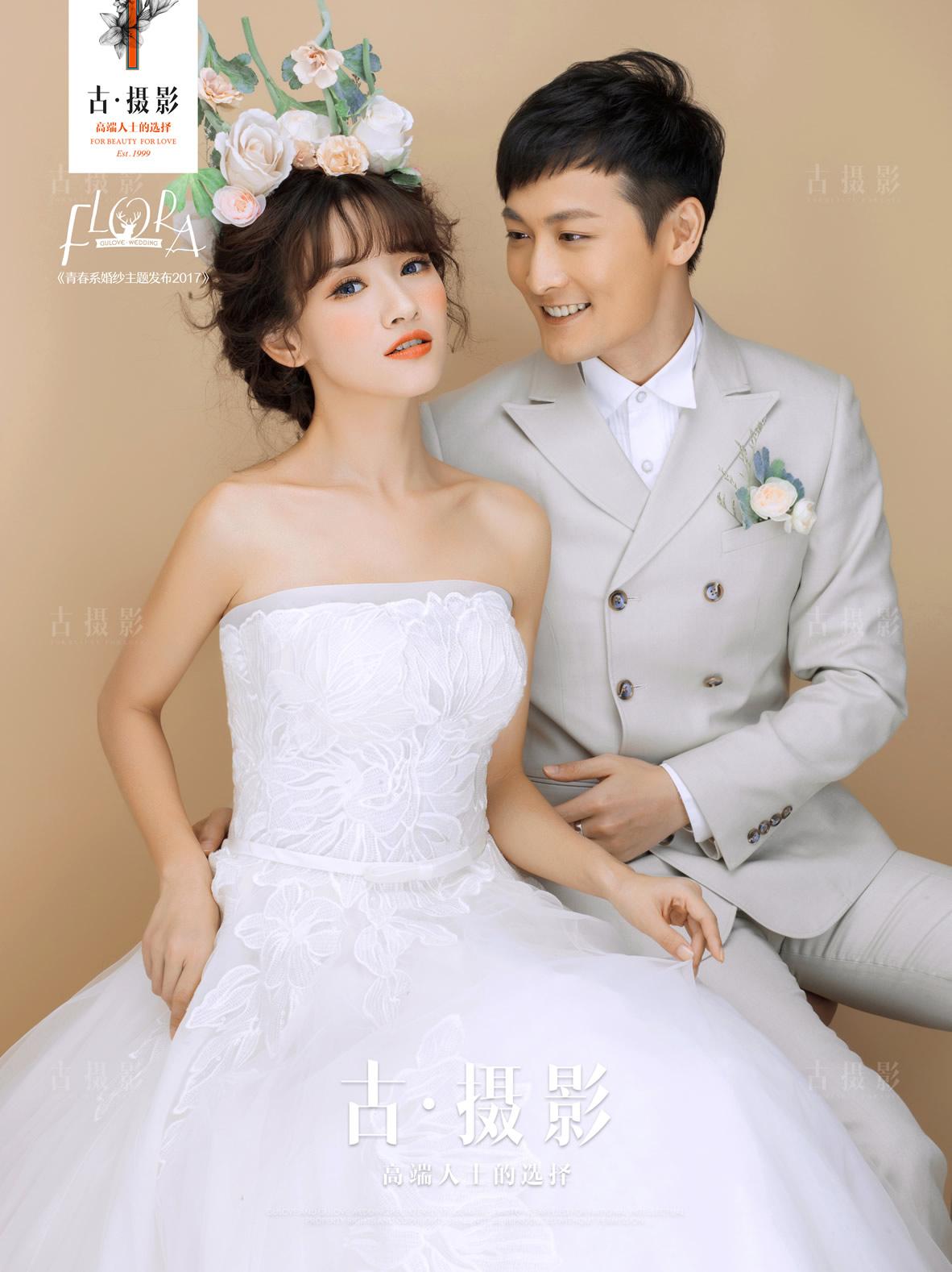 flowers Ⅲ - 明星范 - 武汉古摄影-武汉婚纱摄影艺术摄影网