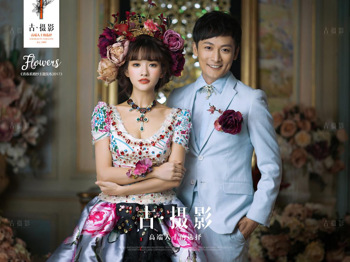 flowers - 明星范 - 武汉古摄影-武汉婚纱摄影艺术摄影网